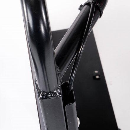 Einfache Wartung durch die Verwendung von schützenden und demontierbaren Metallkabelkanälen